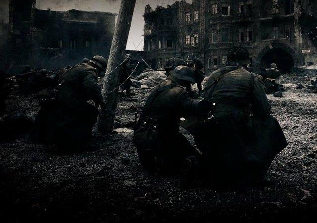 Still from the movie Stalingrad