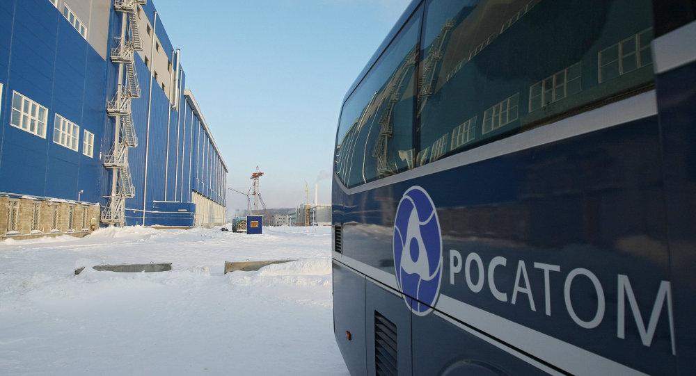 Хранилище отработанного ядерного топлива в Железногорске