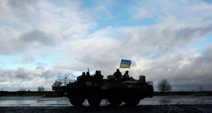 Milicias afirman hallar nuevos carros de combate de Kiev en Donbás