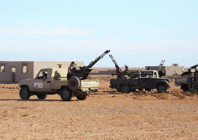 Fuerzas Armadas de Libia