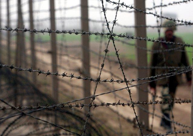 Frontera entre Pakistan y la India