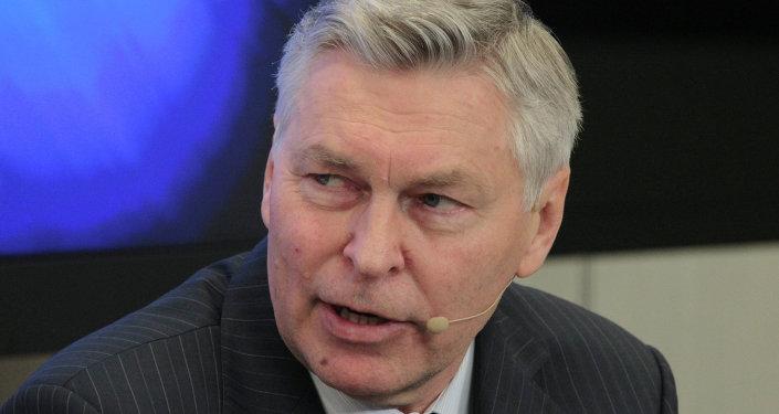 Ректор Российского университета дружбы народов Владимир Филиппов