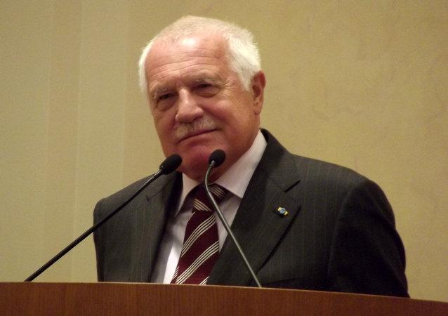 Вацлав Клаус