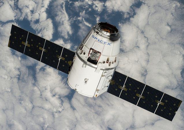 Nave Dragon de SpaceX