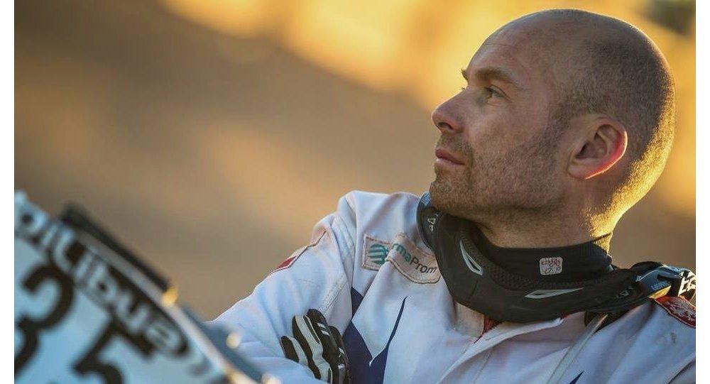 Михаил Херник, польский гонщик