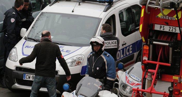 Стрельба в редакции журнала Charlie Hebdo
