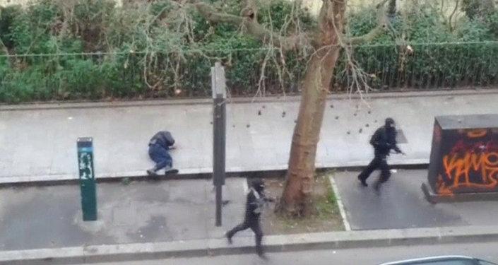 Ataque del semanario Charlie Hebdo