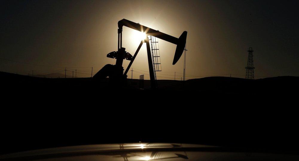 Extracción del petróleo
