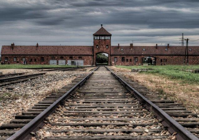 Сampo de concentración de Auschwitz