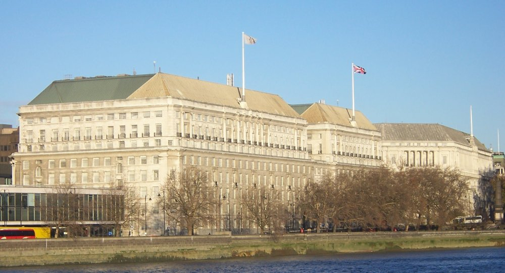 Thames House MI5