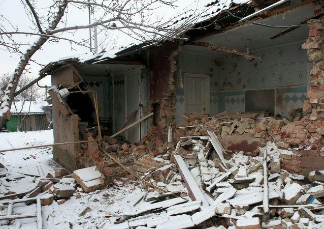 El Ejército de Ucrania reporta un militar muerto en Donbás en las últimas 24 horas