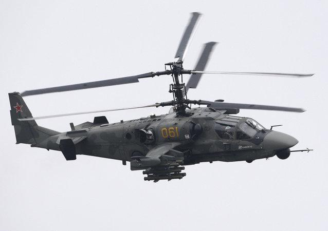 Ka-52 Alligator (archivo)