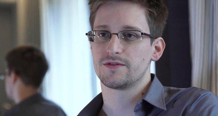Edward Snowden, exempleado de la CIA y de la NSA