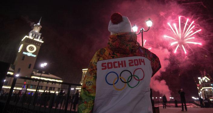Sochi acoge a más de 200.000 turistas durante las fiestas navideñas