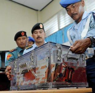 La recuperación del segundo registrador del QZ8501, pendiente de confirmación