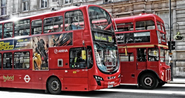 Autobuses de Londres en huelga de 24 horas por motivos salariales