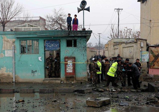 Al menos dos muertos en un atentado con coche bomba en Kabul