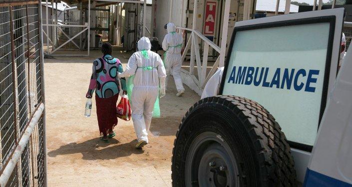 Superan los 25.000 los casos del ébola en los tres países más afectados