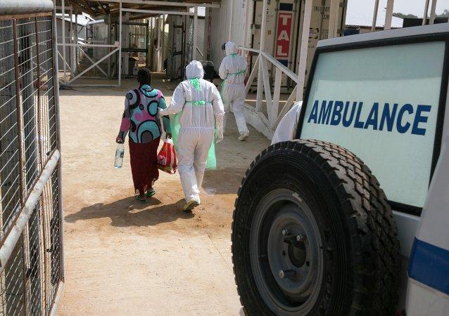 Dados de alta tres pacientes de ébola en Liberia