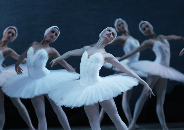 Ballet  'El lago de los cisnes' (Archivo)