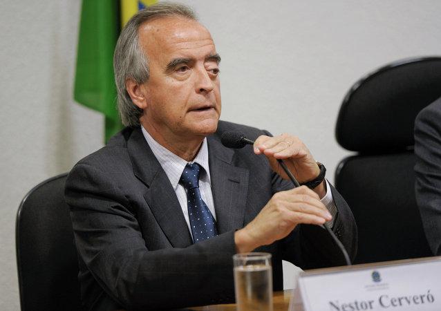 Nestor Cerveró, exdirector de Petrobras