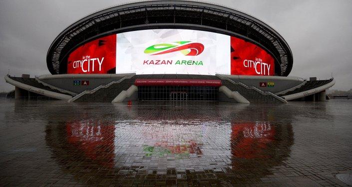 Стадион Казань Арена в Казани