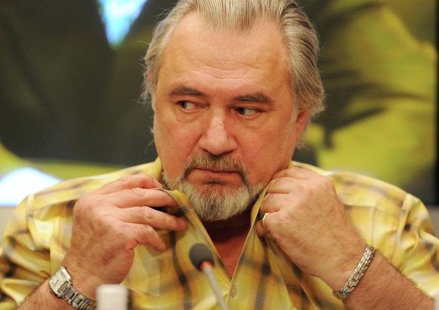 Valentín Tepliakov, director de teatro