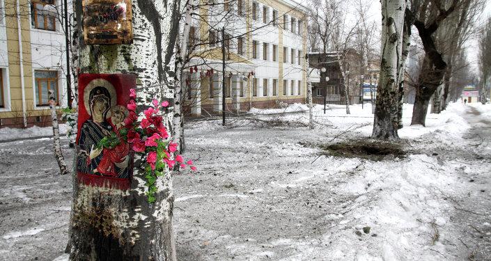 Se dispara la cifra de muertos en Donbás