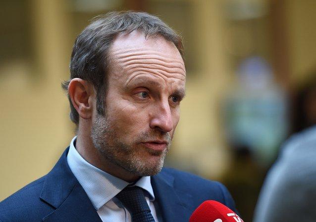 Ministro de Asuntos Exteriores de Dinamarca, Martin Lidegaard