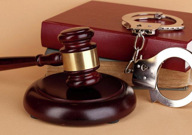 Martillo judicial