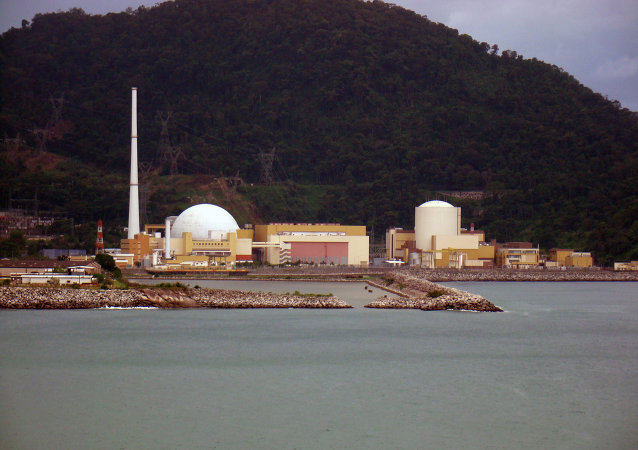 Central Nuclear de Angra dos Reis (archivo)