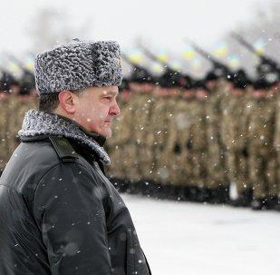 Petró Poroshenko, presidente de Ucrania (Archivo)