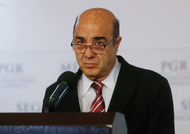 Procurador General de la República, Jesús Murillo Karam
