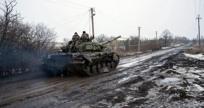 La solución para Donbás debe respetar la integridad de Ucrania, según Lavrov