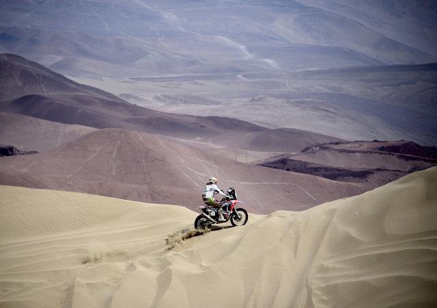 Rally Dakar (archivo)