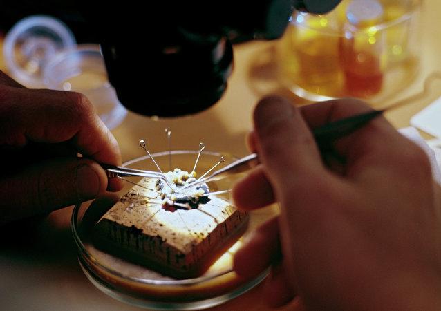 Científicos siberianos logran sintetizar la molécula luminosa más pequeña