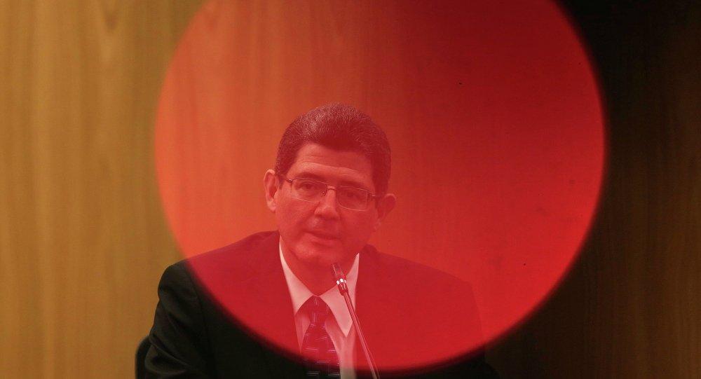 Joaquim Levy, nuevo ministro de Hacienda y Economía de Brasil