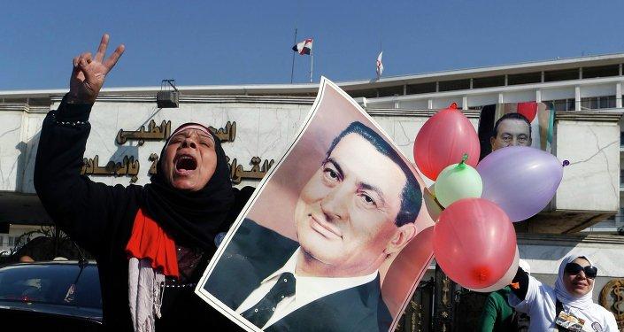 Un tribunal egipcio absuelve al expresidente Mubarak