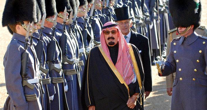 El sexto rey de Arabia Saudí y sus herederos