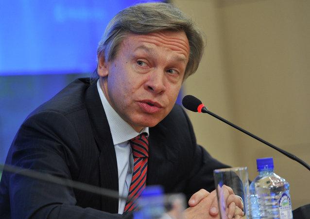 Alexéi Pushkov
