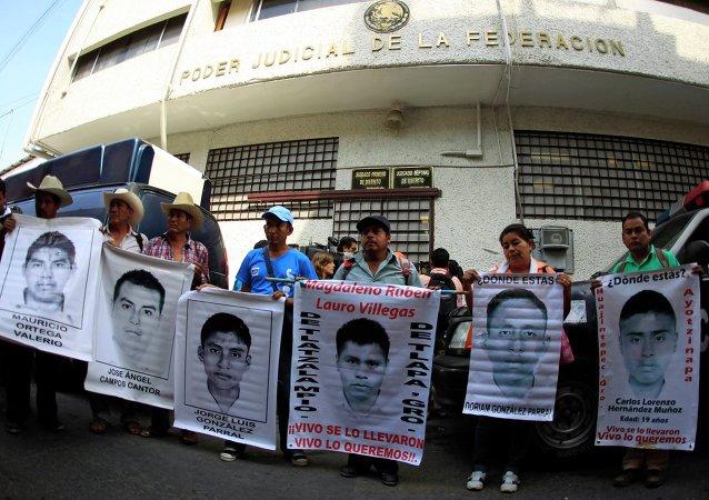 Un 40% de los desaparecidos en México en ocho años coinciden con el gobierno de Peña