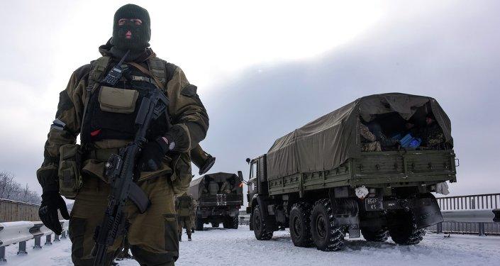 Las milicias de Donetsk denuncian el reforzamiento del bloqueo por parte de Kiev