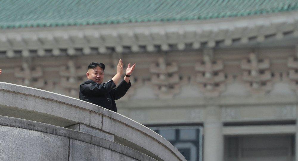Kim Jong-un, líder de la República Democrática Popular de Corea (RDPC)