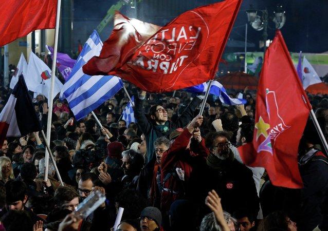 La victoria de Syriza