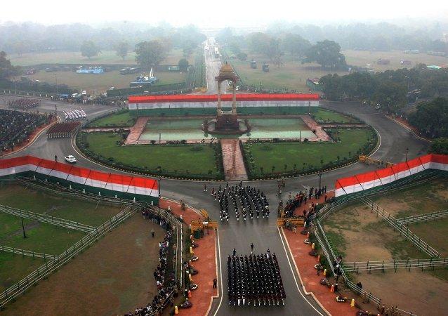 Día de la República en India