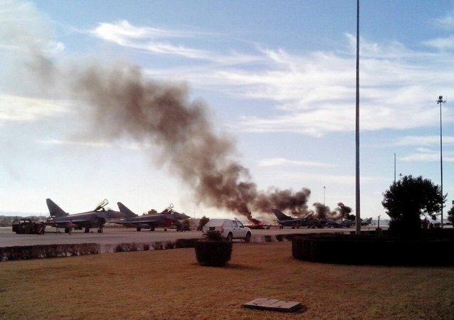 Los muertos en el accidente aéreo en España son 8 franceses y 2 griegos