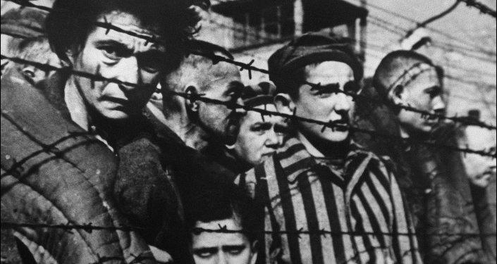 Campo de concentración de Auschwitz (archivo)