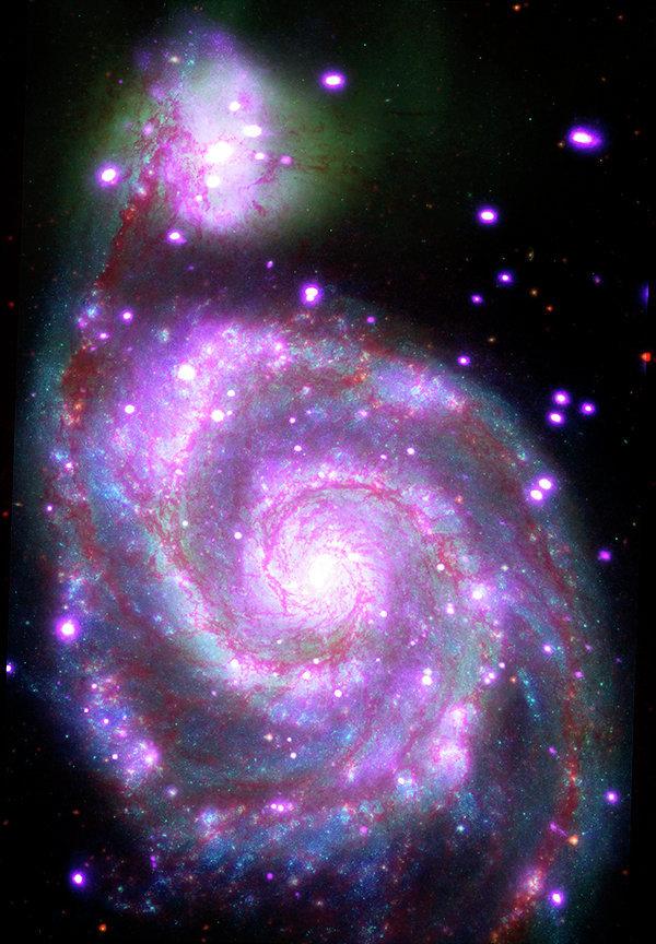 Fotos excepcionales de galaxias
