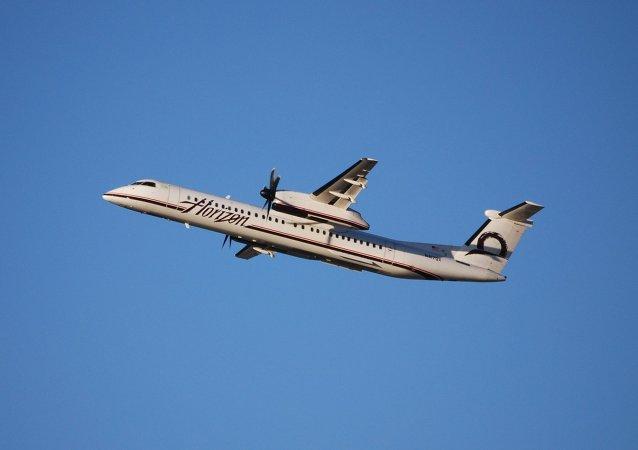 Avión Q400