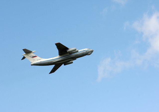 Avión Il-76 (archivo)